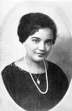 "Jessie Redmon Fauset, known as the ""Midwife of the Harlem Renaissance,"" was born in Fredericksville, Camden County, New Jersey on April 27, 1882 to Redmon and Annie Seamon Fauset."