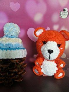 Sweet little fox in hat 🦊🦊🦊 Orginal pattern fom Aradia toys  #amigurumi #crochet #crochettoys #maskotki #zabwki #szydełko #szydełkowanie #rękodzieło #diy #handmade #yarn #häkeln #ganchillo #Вязаниекрючком #wool #dziergam #amigurumilove #amigurumilicious #fox #lis #lisek #aradiatoys #czapeczka #hat #hobby #myhobby #iloveit #robótki #szydełkiem