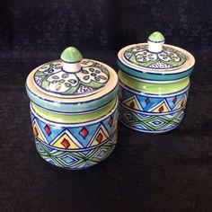 Ceramic/Khurja Art Jar