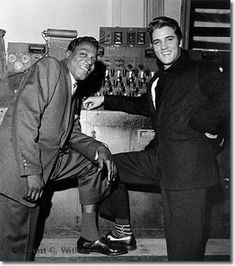Elvis & Brook Benton - Two of the greatest voices - EVER.