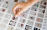 Pop Chart Lab | Design + Data = Delight | 100 Essential Films Scratch-off Chart