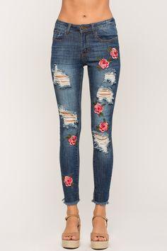 da62f15afe8c4f 21 Best Rose jeans images
