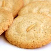 Chinese Almond Cookies, Recipe from Cooking.com