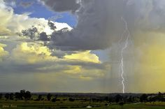 Kroonstad-Free State, South Africa. Weather Cloud, Free State, Storms, Rainbows, Beautiful Day, Fireworks, Mother Nature, All The Colors, Lightning