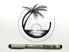 Resultado de imagen de dibujos surf tumblr