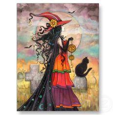 De Kunst van de Fantasie van de Heks