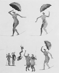 Henry Moore, Circus Scenes Henry Moore Drawings, Sculpture Painting, Abstract Sculpture, Henry Moore Sculptures, Sketch Books, Pose Reference, Figure Drawing, Silhouettes, Artworks