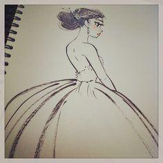 Drawin some sketchbook ladies