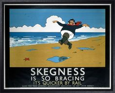 Image detail for -... which really channels the essence of English seaside postcard humour