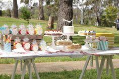mesas de dulces para bodas - Buscar con Google