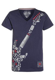 Ebound T-Shirt print - dark blue      für 12,95 € (06.03.17) versandkostenfrei bei Zalando bestellen.