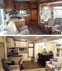 Home Renovation Remodeling How Tos – The Flipping Nomad Rv Homes, Travel Trailer Remodel, Trailer Decor, Rv Interior, Trailer Interior, Luxury Interior, Interior Ideas, Camper Makeover, Camper Renovation