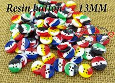 200PCS mixed kids buttons resine  craft resin sweater button FOR shirt R-095 $3,73
