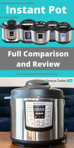 Best Instant Pot Compared in 2020- Instant Pot Comparison 2020.  Which Instant Pot Should I Buy? Which Size And Model Its Best For Me in 2020?   #instantpot #pressurecooking #healthy #review #chicken #yogurt #recipes