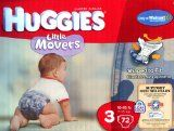 Buy Huggies Little Movers Diapers Limited Edition Camo ~ Size 3 ~ 72 Count Special offers - http://topbrandsonsales.com/buy-huggies-little-movers-diapers-limited-edition-camo-size-3-72-count-special-offers