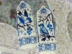 Ravelry: Winter Songbirds pattern by Natalia Moreva