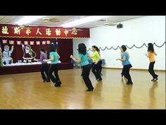 Footloose - Line Dance (Dance & Teach)