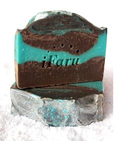 Tranquility Handmade Artisan Cold Process Soap by iFaru on Etsy, $5.50