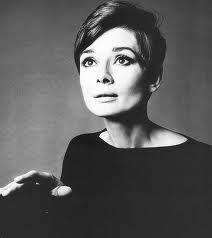 Audrey Hepburn short hair