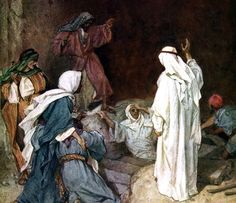 Learn a Lesson in Perseverance From the Story of Raising Lazarus