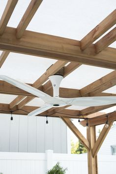 Modern outdoor fan