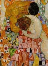 """Death and life"", Klimt"