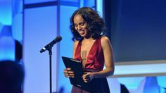 Inclusive Practices! Kerry Washington Delivers Wildly Powerful Speech At The GLAAD Media Awards