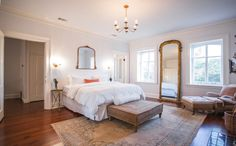 Mansion on Madison Main + Carriage | 4 Spacious Savannah Vacation Rentals Perfect For The Holidays | https://www.luckysavannah.com/vacation-rentals/mansion-madison-main-carriage