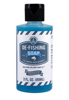 De-Fishing Soap - Liquid Original Formula 3oz *** You can get additional details at the image link.