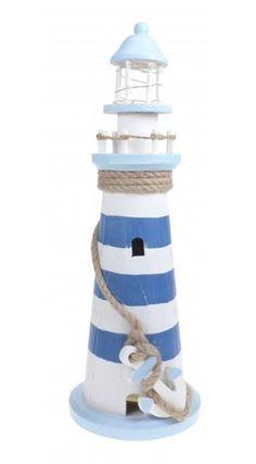 Lighthouse, seaside and coastal decor and maritime themed gifts for home, bathroom, garden or boat. Lighthouse For Sale, Clay Pot Lighthouse, Lighthouse Gifts, Lighthouse Decor, Lighthouse Painting, Flower Pot Crafts, Clay Pot Crafts, Coastal Wall Art, Coastal Decor