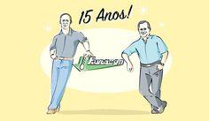Ilustração para comunicação interna. Cliente: Tyrolit do Brasil.