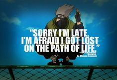 Kakashi Hatake | hatake, hatake kakashi, kakashi, naruto, quote - inspiring picture on ...