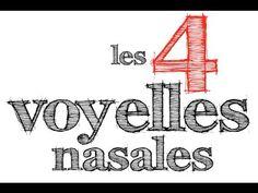 4 voyelles nasales - podcastfrancaisfacile - YouTube