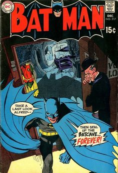 Some of Neal Adams best Batman covers.