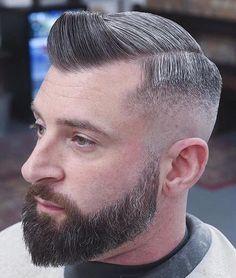 39 Best Short Men Haircut Looks Grey Best Short Men Haircut Looks Grey 14 Smart Hairstyles, Wavy Haircuts, Best Short Haircuts, Haircuts For Men, 2018 Haircuts, Hairstyles 2018, Popular Hairstyles, Short Men Haircut, Short Beard