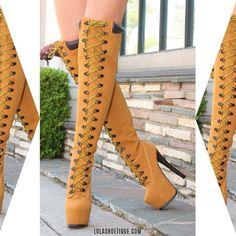 Bebe Women's Rowdy Knee-High Boot $200.00