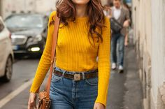 The Most Important Fashion Colour Right Now