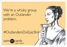 The Five Stages of Droughtlander Grief - Has no Outlander left you a hot mess of emotions? Nikki Gastineau breaks down the five stages of Droughtlander grief. Outlander Funny, Outlander Season 3, Outlander Quotes, Outlander Book Series, Sam Heughan Outlander, World Thinking Day, The Five, Samheughan, Laughing So Hard