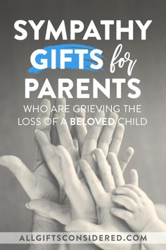 Sympathy Gifts for Parents Who Lost a Child Losing A Loved One, Losing A Child, Funeral Memorial, Memorial Gifts, Funeral Etiquette, Grieving Friend, Memory Journal, Funeral Planning, Child Loss