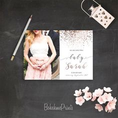 best pregnancy announcement cards designs image collection
