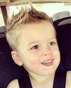 60 Little Boys Haircuts 2018 - Mr Kids Haircuts Boys Haircuts 2018, Kids Girl Haircuts, Cute Toddler Boy Haircuts, Black Boys Haircuts, Haircuts With Bangs, Cool Haircuts, Boys Faux Hawk, Cute Little Boys, Cute Toddlers