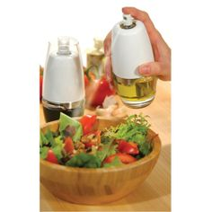 PREPARA Oil Mister White $18.95 TOTAL PRICE...LOWEST PRICE GUARANTEE...PICK UP OR WE WILL SHIP FREE WORLDWIDE...100% MONEY BACK SATISFACTION GUARANTEED...WEBSITE: www.shopculinart.com