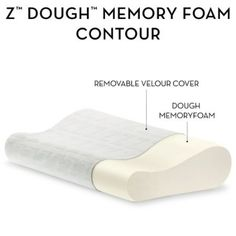 Z™ Dough™ Memory Foam Contour Pillow