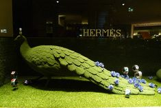 Vitrines Hermes - Paris, février 2012 | Flickr - Photo Sharing!