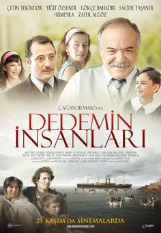 "dedemin insanlari- ""my grandfather's people"" i just loved this beautiful drama of Cagan Irmak."