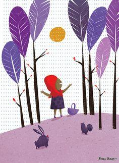 """Roger Ycaza (Ecuador). Ilustración para """"Bajo sol y lluvia"""", de Elena Dresser. Zonacuario, 2013."""