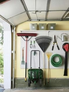 49 More Brilliant Garage Organization Tips, Ideas and DIY Projects!