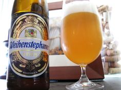 Weihenstephaner Vitus - A light-coloured, spicy single-bock wheat beer, for both beer lovers and the beer connoisseur. Extra long and cold storage in monastery cellars makes this single-bock a really special beer with full body and a distinctively great mouthfeel.