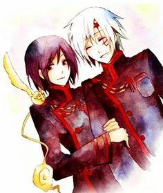 Allen x Lenalee D Gray Man Allen, Read Anime, Lenalee Lee, 2016 Anime, Allen Walker, Anime Nerd, Man Character, Anime Love Couple, Light Novel