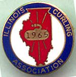 U.S. Curling Club Pins